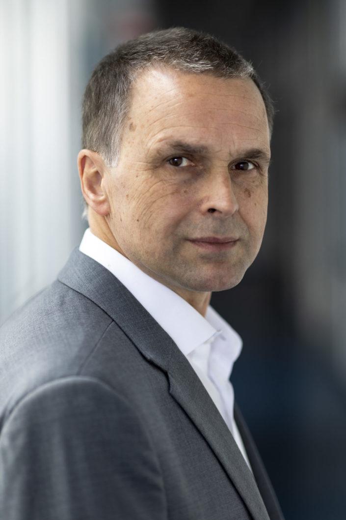 Prof. Dr. Anton Zensus, Astrophysiker, Director of Max-Planck-Institute
